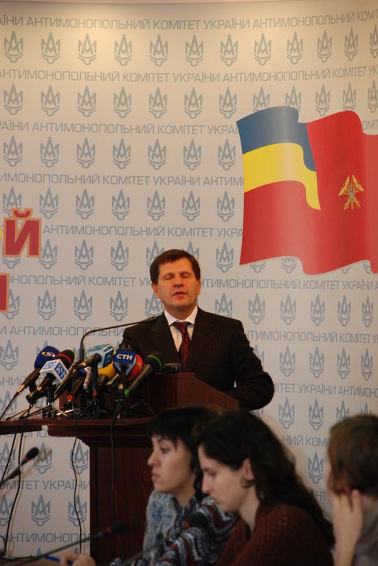 Олексій Костусєв: «Кримінальна відповідальність дасть справжній бій картелям»
