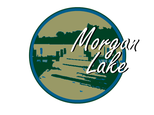 Morgan Lake Revitalization Project logo designed by Zachary Shaw