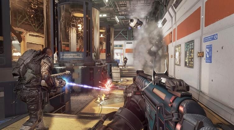 Free Call Of Duty Advanced Warfare