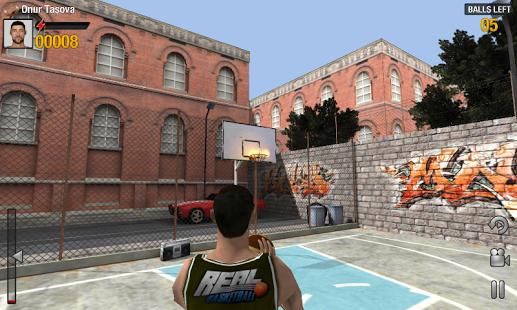 Game Real Basketball mien phi