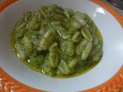 malloreddus coi broccoli