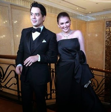 8th Star Magic Ball Couple John Lloyd Cruz and Angelica Panganiban