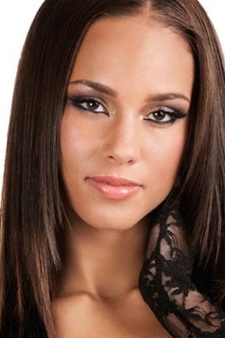 Beauty By Jessy: Alicia keys iPhone wallpapers Alicia Keys