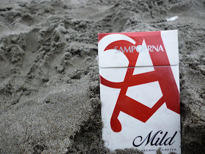 cigarette, sampoerna, mild, sampoerna mild logo, sampoerna mild pack, photography sampoerna mild, sand , beach, wallpapers
