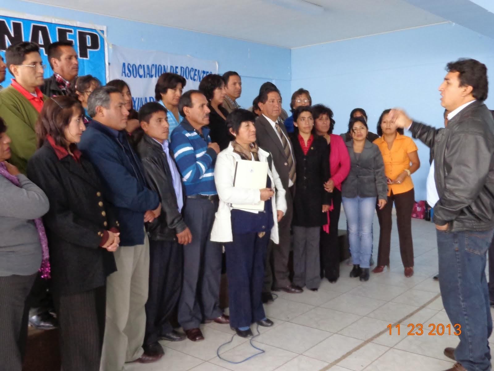 SINDICATO DE HUANCAYO