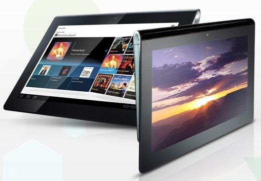 Harga dan Spesifikasi Sony Tablet S