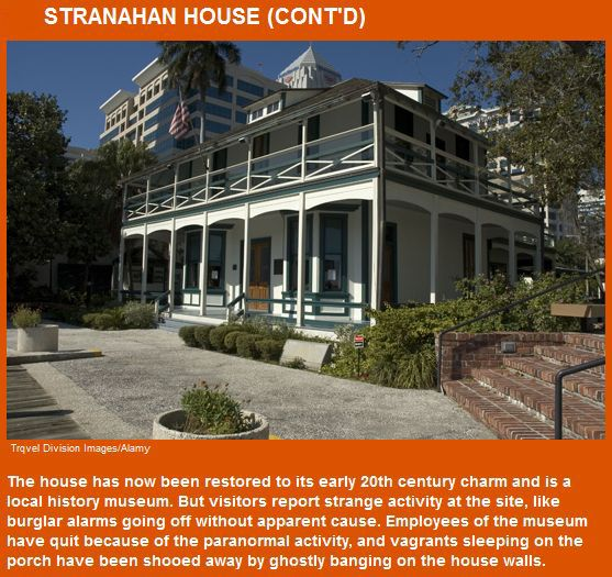 Haunted Places In Usa: Damn N Crazy: Top 10 Haunted Houses In America