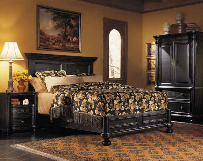 Bed Room Design for Our Parent ~ HOME INSPIRATIONS