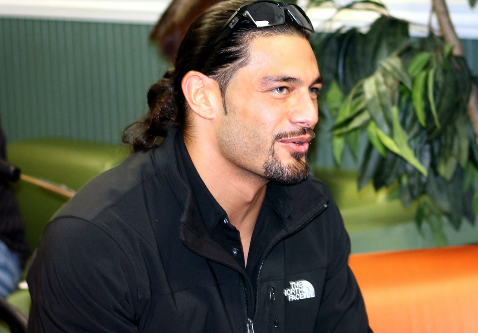 Words Celebrities Wallpapers Roman Reigns Profile With