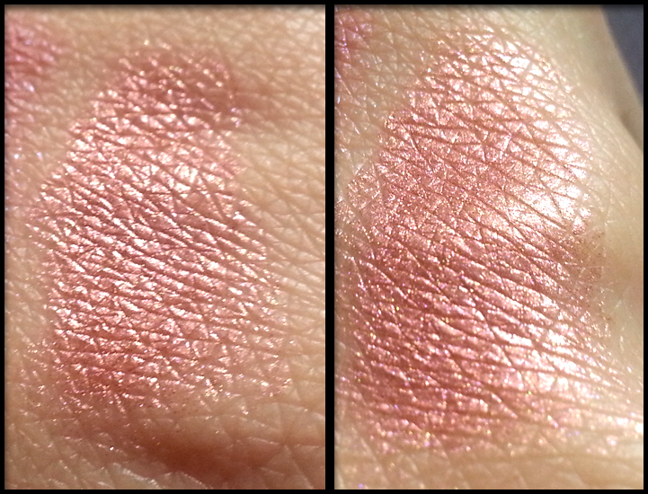 Neve Cosmetics - Blush Minerale - Summertime swatch