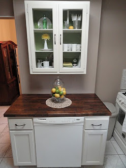 Bon DIY Dishwasher Cabinet