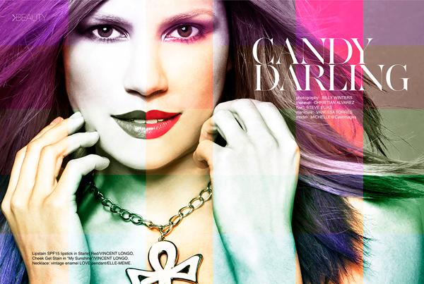 Michelle Coldiron - Cast Images - Fave Magazine