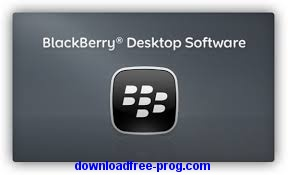 تحميل برنامج BlackBerry Desktop Manager