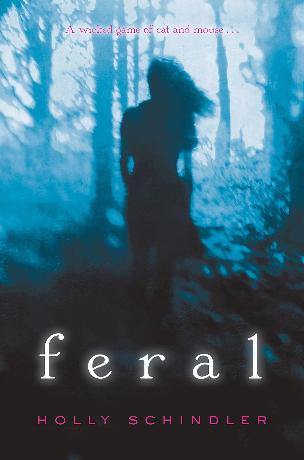 Cover Reveal: Feral by Holly Schindler