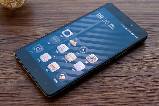 Gionee Marathon M5 Offers 4 Days Battery Backup