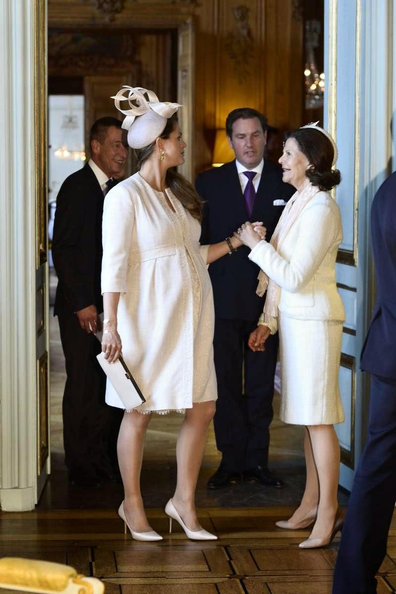 Royals fashion c r monie de publication des bans du mariage du prince carl philip sofia - Publication banc mariage ...
