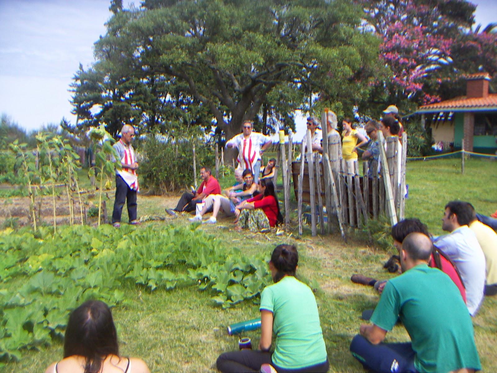Red de Agroecología - Regional Minas: Jornada en Tierra