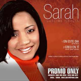 Cantante cristiana Sarah Vallejo se presenta este viernes en Congreso de Mujeres y en  Magic FM en San Cristóbal
