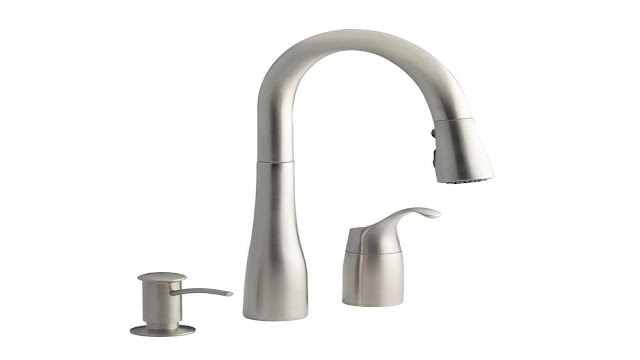 Modern Home Depot Kitchen Faucets