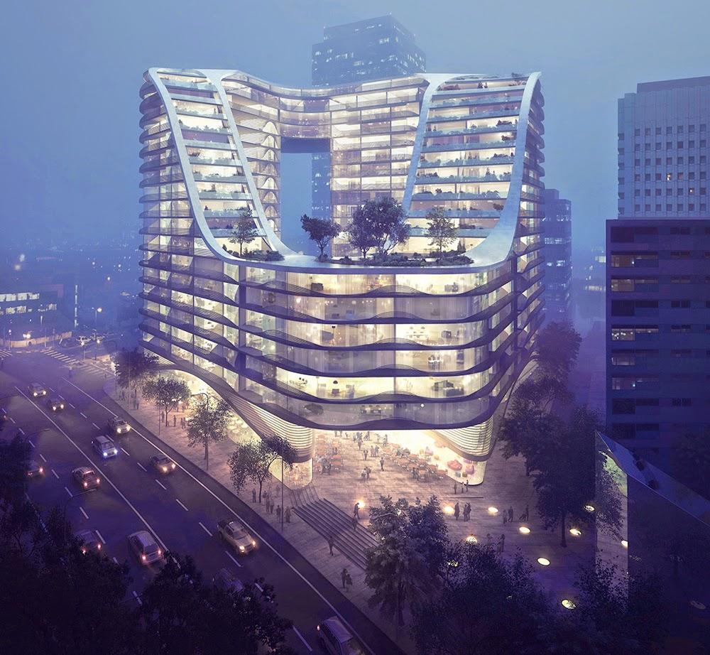 Edificio Infinito en Sydney   [ Arte+ ]