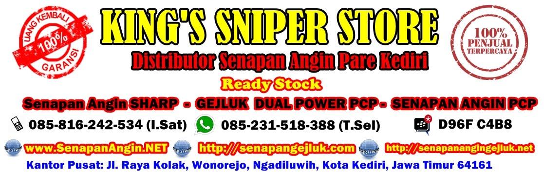Agen Senapan Angin Gejluk, Pcp, Uklik di Palembang WA : 085-231-518-388