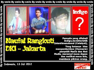 ANAK INDIGO 37 ( VERSI NAUFAL RANGKUTI  - DKI JAKARTA )
