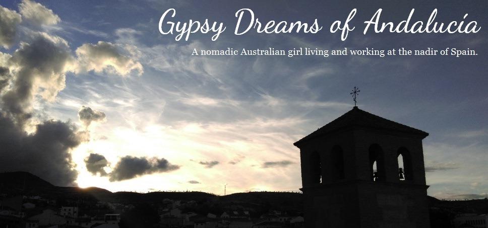 Gypsy Dreams of Andalucía