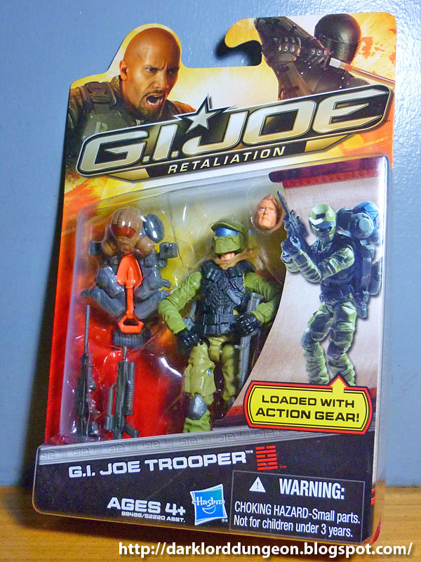 Actually found this particular gi joe trooper in - of all places - a