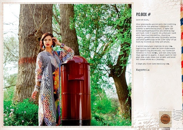 Kayseria Summer Dresses Catalogue Chapter 2