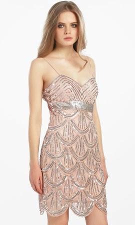 vestido para invitada de boda Fórmula Joven El Corte Inglés