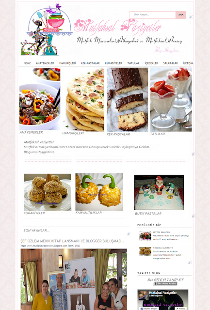 Mutfaksalvaziyetler -BlogTasarım