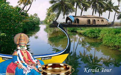 India Travel God's Own Country, Kerala