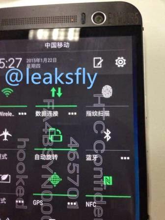 Wujud dan spesifikasi HTC One M9 PLus beredar, dual kamera dan sensor sidik jari