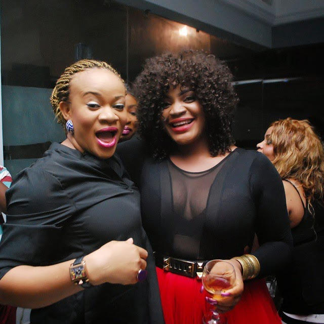 Official Photos Anita Joseph Adaora Ukoh Uche Nnanna Uche Ogbodos Birthday Party