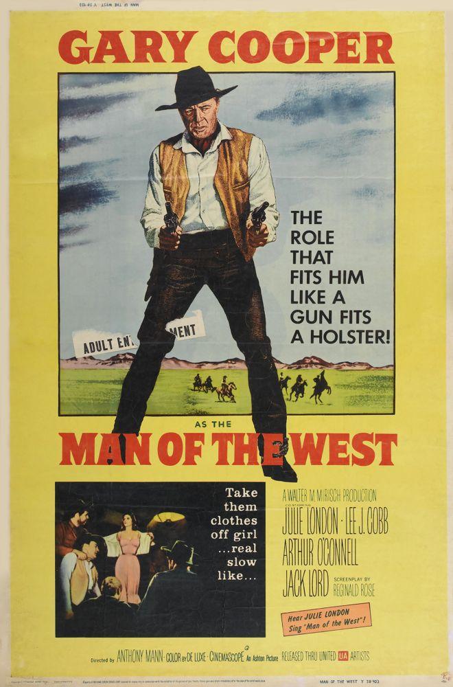 El Hombre del Oeste (1958) Anthony Mann (HD)