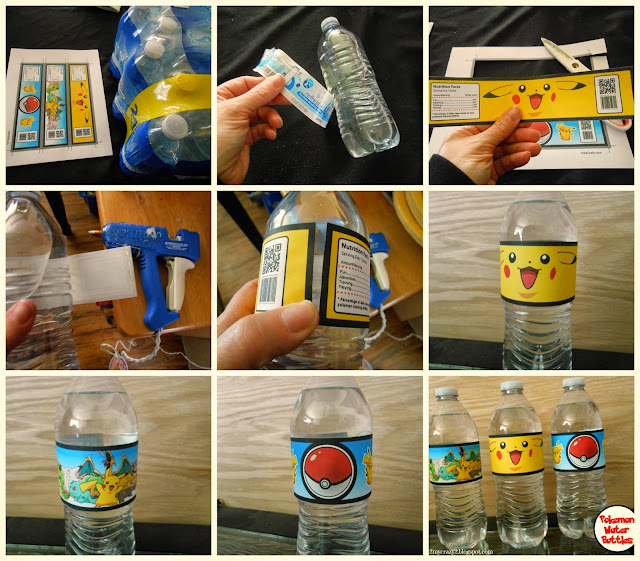 Running Away? I'Ll Help You Pack.: Pokemon Party   Pokemon Water