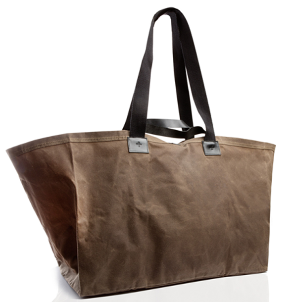 Marie Turnor Idea Bag dark tan