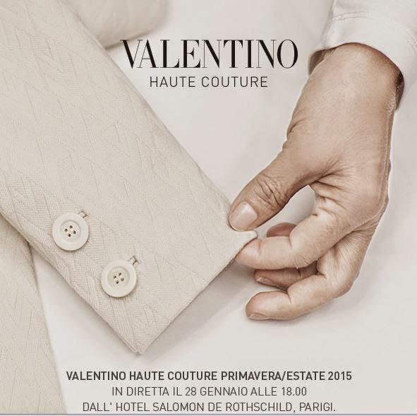 Valentino Haute Couture Live Access