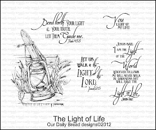 Our Daily Bread Designs, Light of Life