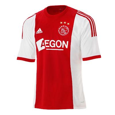 Kaos Bola Murah Ajax Home