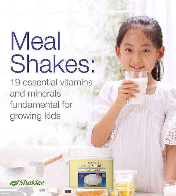 Meal Shake Shaklee