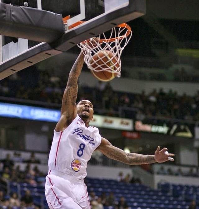 República Dominicana-Puerto Rico-Centrobasket