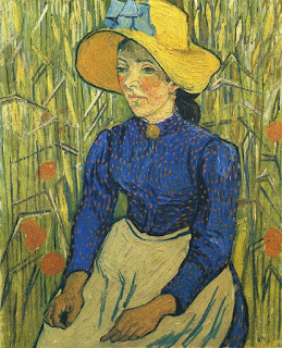 lukisan karya Vincent Van Gogh