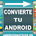 Como Convertir Tu Android en un iPhone 6S Plus
