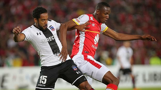 Independiente Santa Fe vs Atlético MG, Copa Libertadores