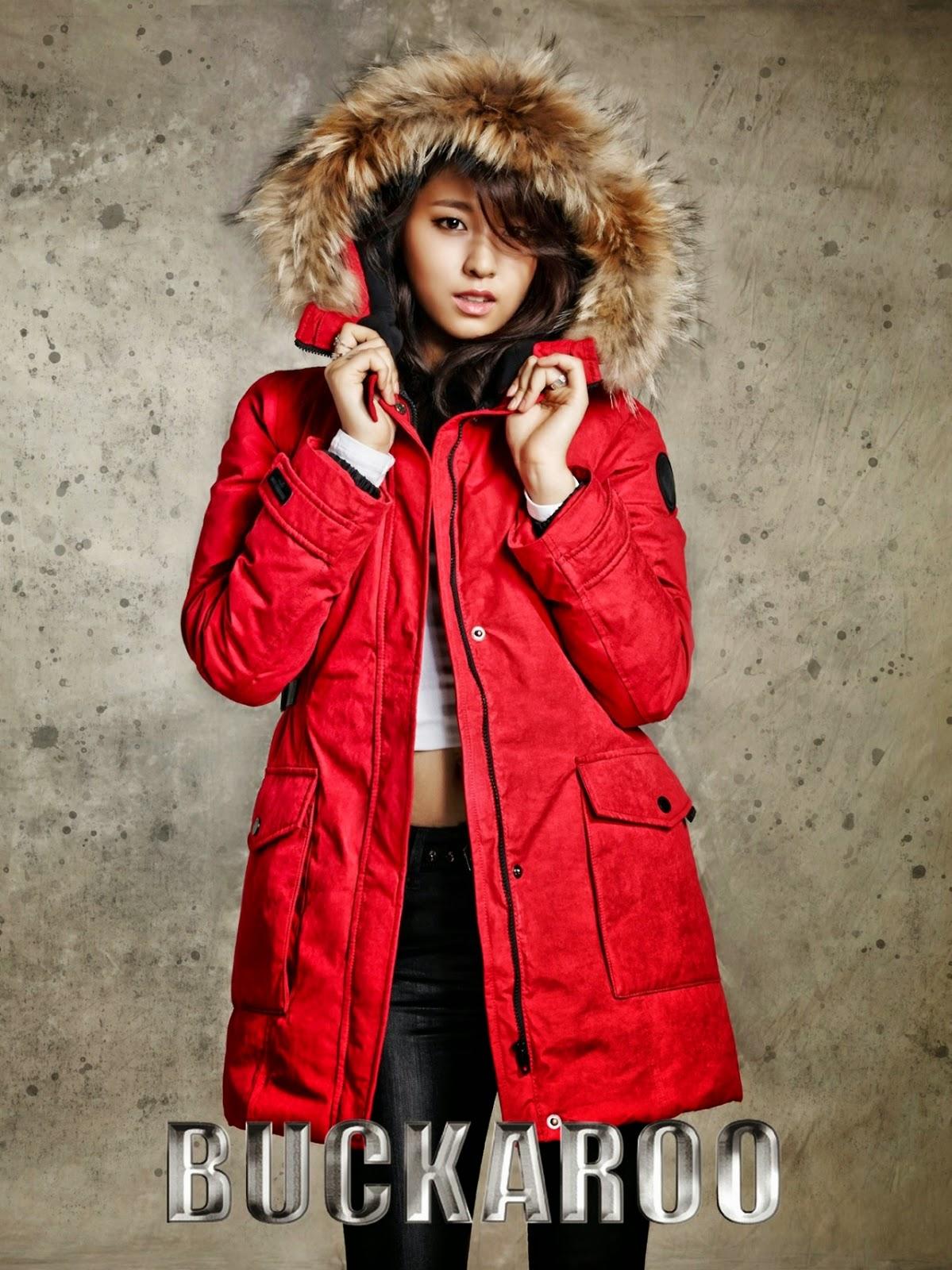 Seolhyun AOA Buckaroo Fall Winter 2014