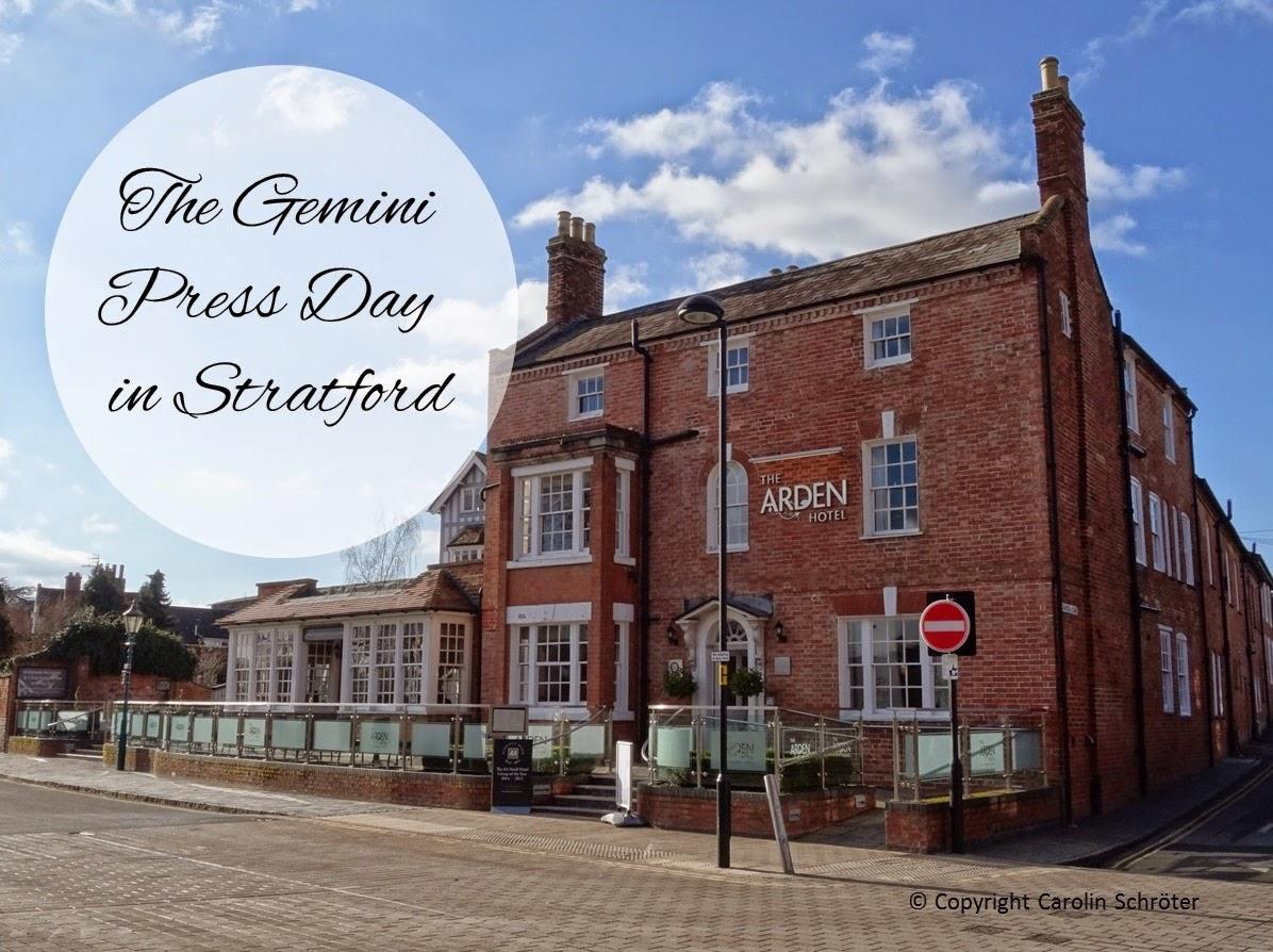 The Gemini Press Day