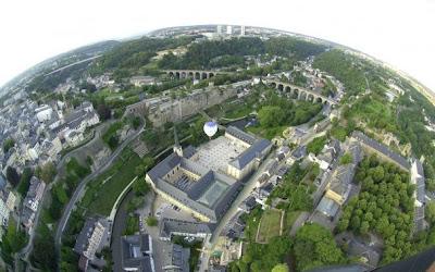 Λουξεμβούργο: αγαπημένο μου πλυντήριο