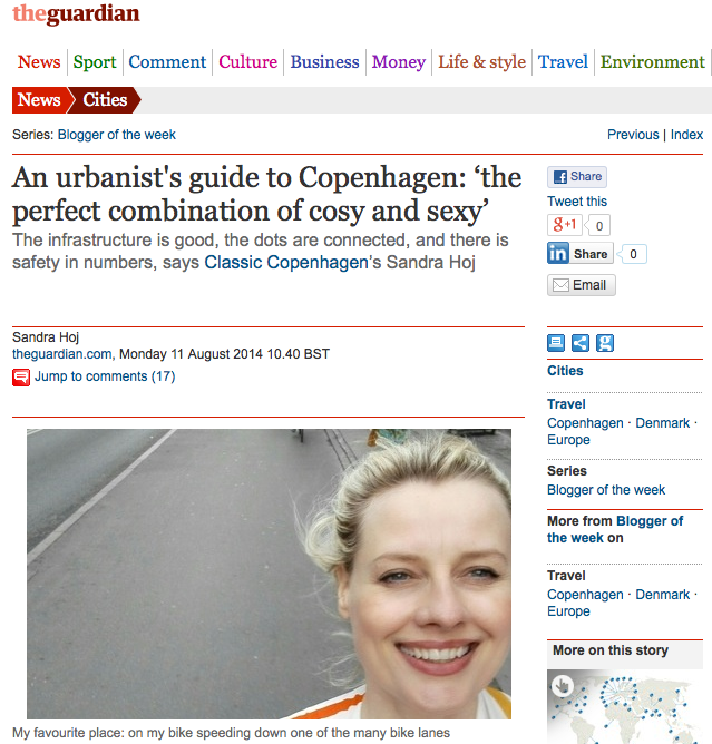 http://www.theguardian.com/cities/2014/aug/11/an-urbanists-guide-to-copenhagen-the-perfect-combination-of-cosy-and-sexy?http%3A%2F%2Fwww.theguardian.com%2Fcities%2F2014%2Faug%2F11%2Fan-urbanists-guide-to-copenhagen-the-perfect-combination-of-cosy-and-sexy