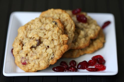 ... Oatmeal Cranberry Cookies (this recipe tells you how to make 3 dozen